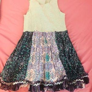 Matilda Jane Platinum Tank Dress